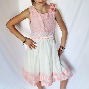 Jona Michelle Girls Dress Size 10